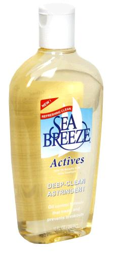 Sea Breeze Active Deep Cleaning 10 Oz.