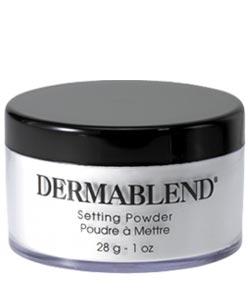 Image 0 of Dermablend Loose Setting Powder 1 oz Original
