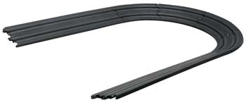 AFX  9 Banked Curve Set #70622