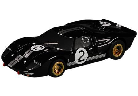 AFX Mega-G Ford GT40 #2 McLaren HO Slot Car 71246