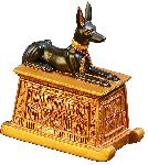 Anubis trinket box jewelry Egyptian dog Isis god Egypt :  jewelry box egypt ancient egypt gift box