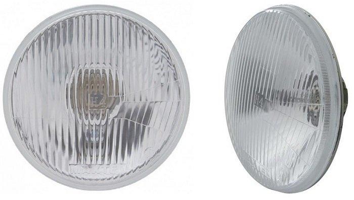 7 H4 Maxtel Headlamps