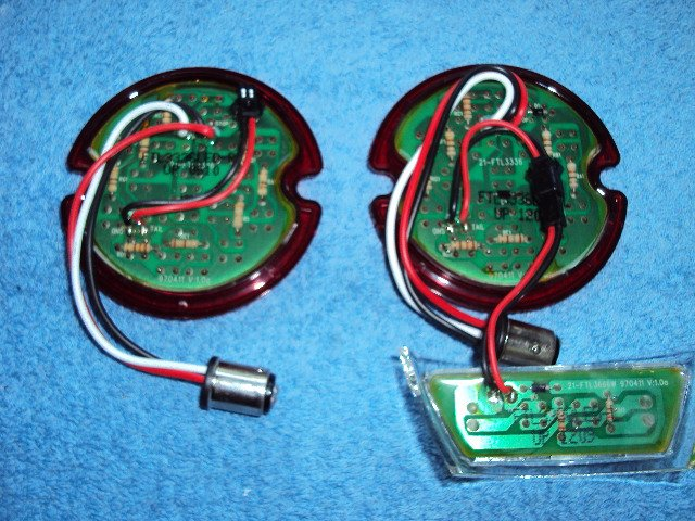 Pd on Led Turn Signal Flasher Wiring