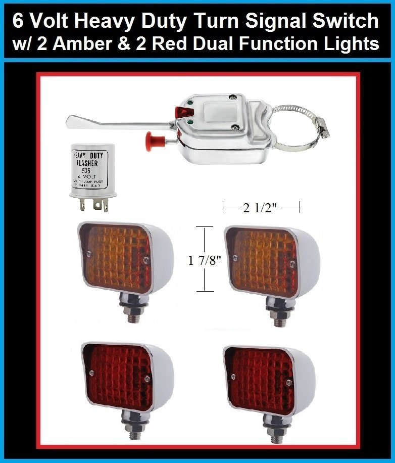 united pacific turn signal switch wiring  united  free Grote Turn Signal Wiring Diagram Grote Turn Signal Wiring Diagram