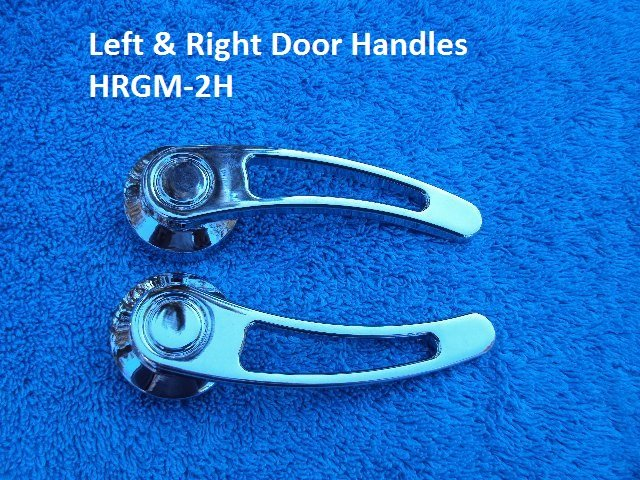 1941 1946 Chevy Truck Interior Window Crank Handles