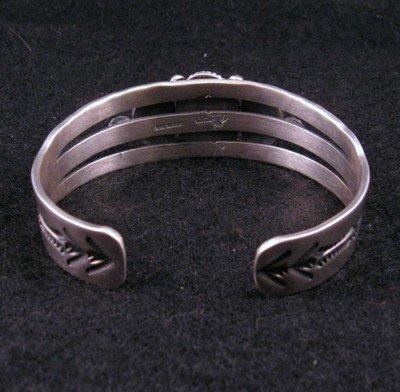 Image 3 of Navajo Old Style Spiny Oyster Bracelet, Delbert Gordon