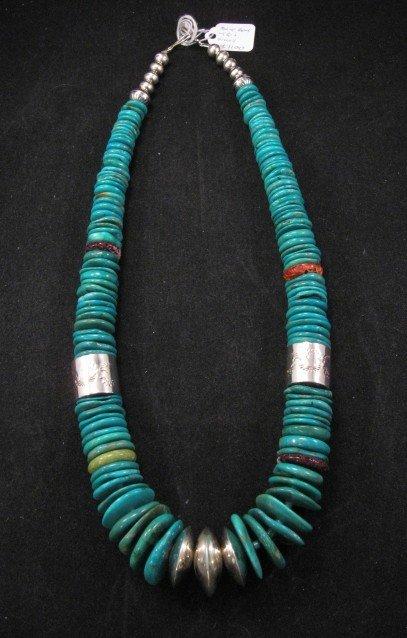 Nestoria Coriz Santo Domingo Kewa Blue Gem Turquoise