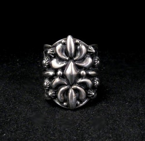 Darryl Becenti Navajo Indian Sterling Silver Ring sz11