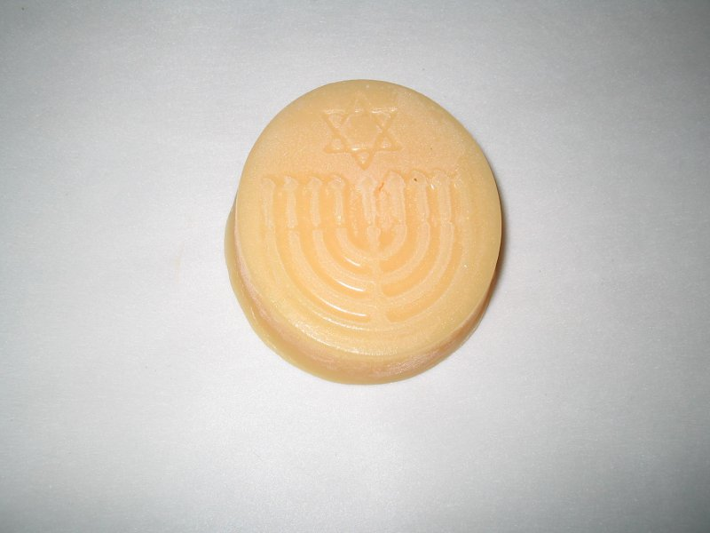 Chanukah Festival of Lights soap