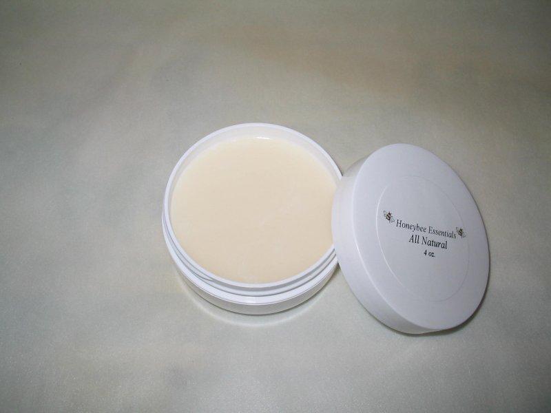 4 oz. Lavender All Natural EO Shave Soap  New