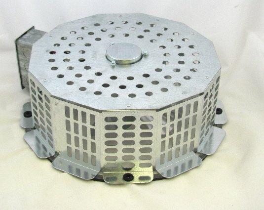 Image 1 of Fan-F2SC Two Speed Elevator Exhaust Fan, 12 Inch Diameter