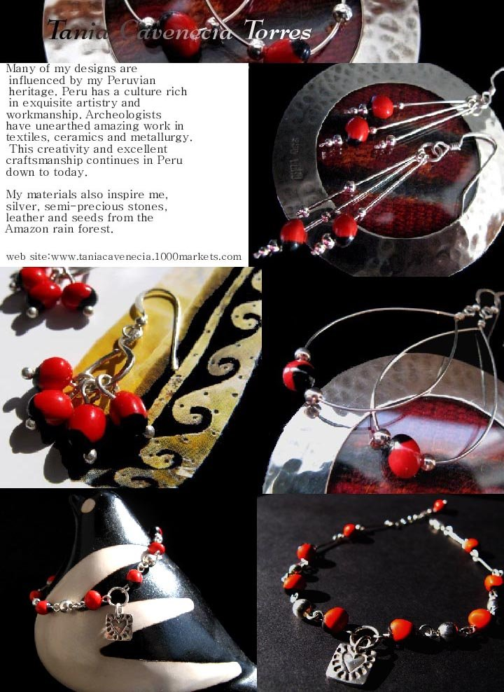 Image 2 of Rosary/Prayer Bead (Red/Black),Sailor's Valentine, Crab's Eye, Abrus precatorius