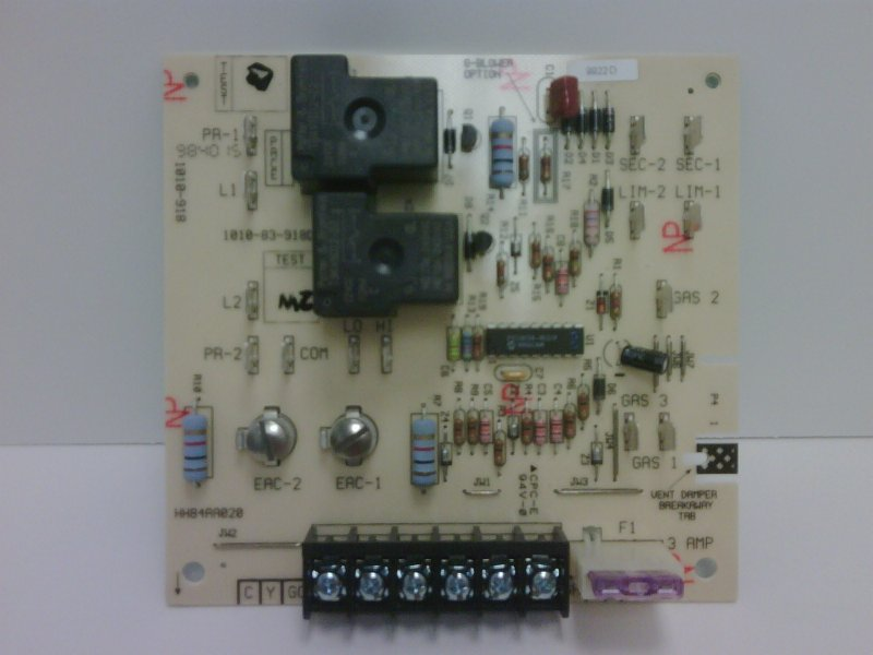 Furnace Parts Control Boards Carrier Bryant Payne