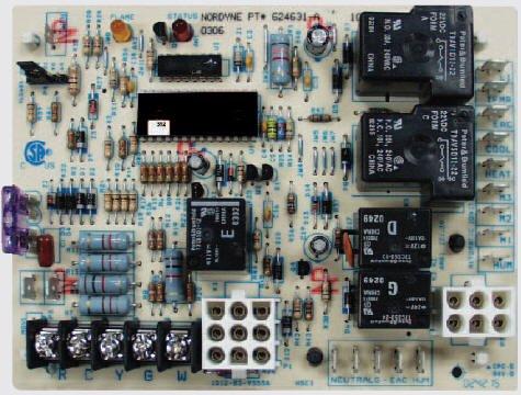 Furnace Parts Control Boards Nordyn Integated Control