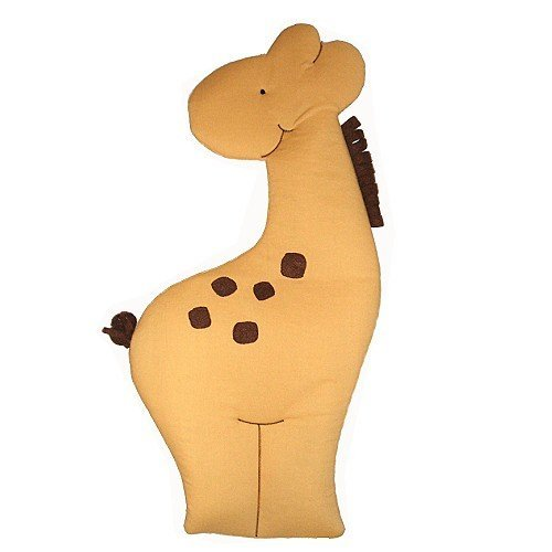 Image 1 of Giraffe Personalized Kids Fabric Art Designs Decor Growth Charts