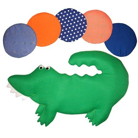 Gator Wall Decor from Happy Scraps