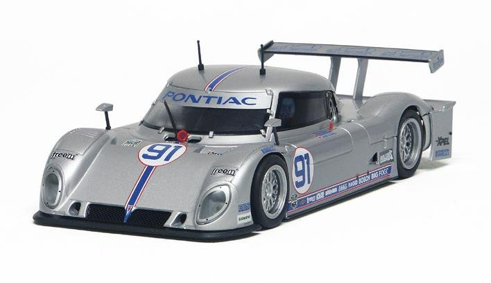 Racer Sideways Riley MkXX #91 1/32 Slot Car SW01