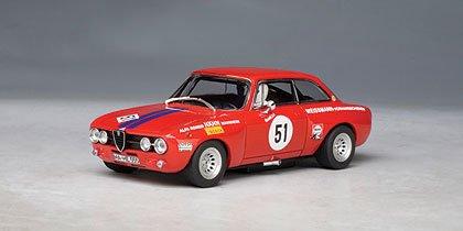 AUTOArt Alfa Romeo Giulia GTAm Hahn DRM 1971 1/32 Slot Car #13672
