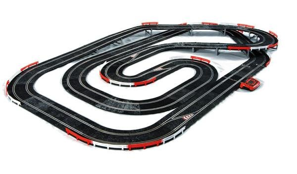 digital slot car track sets