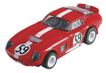 AFX Mega-G Cobra Daytona Coupe #59  - CLEAR 71250