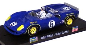 Monogram Lola T-70 MK II Mark Donohue 1/32 Slot Car 85-4833