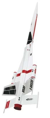 Estes Satellite Interceptor Model Rocket Kit 3027