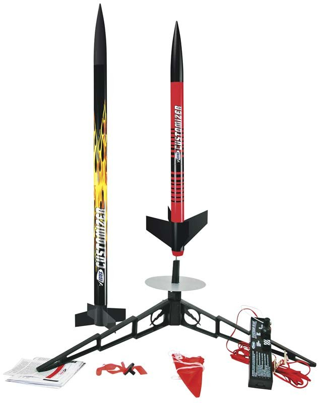 Estes Customizer Model Rocket Launch Set