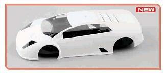 Ninco 80886 ProRace EVO Lamborghini Murcielago Body Kit