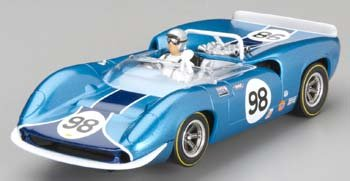 Monogram Lola T-70 MK II #98 Parnelli Jones 1/32 Slot Car