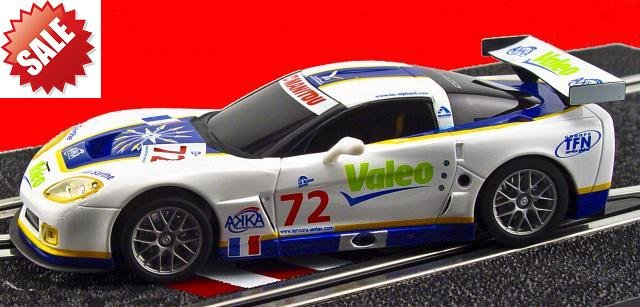 NINCO 1 Corvette Z06 GT3 Valeo 1/32 Slot Car 55008