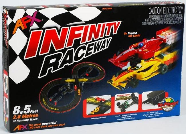 AFX Infinity HO Race Set 21016