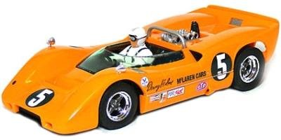 Monogram McLaren M6A #5 Denis Hulme 1/32 Slot Car
