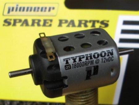 Pioneer  TYPHOON QS 18000 rpm Motor 260-K