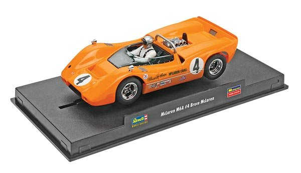 Monogram McLaren M6A #5 Bruce McLaren