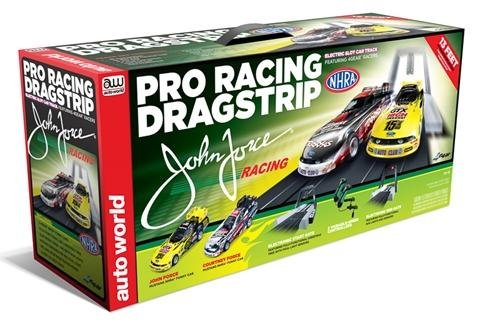 Auto World John Force Pro Racing Dragstrip