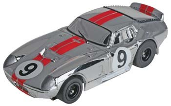 AFX Mega-G Cobra Daytona Coupe - Chrome 70315