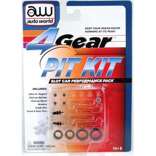 '.Auto World 4Gear Pit Kit 230.'