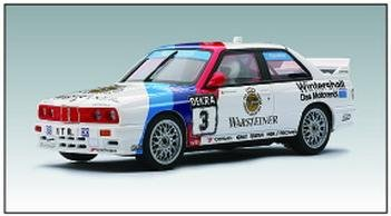 AUTOart BMW M3 DTM 1991 1/32 Slot Car 13636