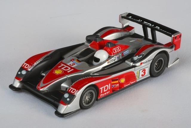 AFX Mega-G Audi R10 #3 HO Slot Car 70296
