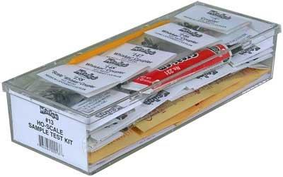 Kadee HO # 13 HO scale Coupler Sample Test Kit
