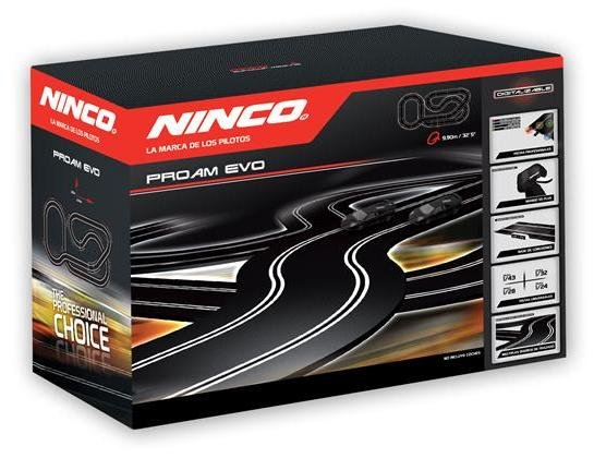 NINCO PROAM EVO Race Set - no cars #20157