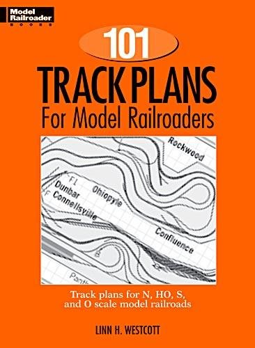 101 Track Plans for Model Railroaders by Linn H Westcott