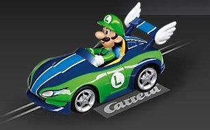 Image 0 of Carrera DIGITAL 143 Mario Kart Wii Wild Wing + Luigi 1/43 Slot Car