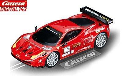Carrera DIGITAL 143 Ferrari 458 Italia GT2 Risi Competizone 1/43 Slot Car