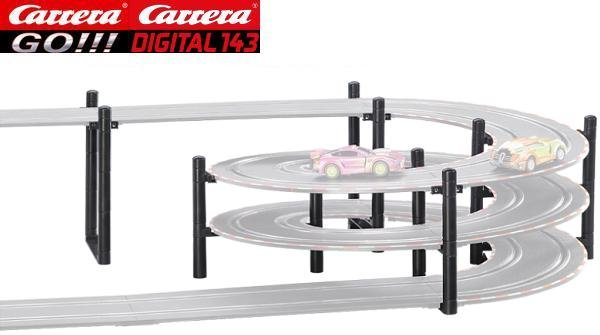 Carrera GO 3D Support Kit 61642
