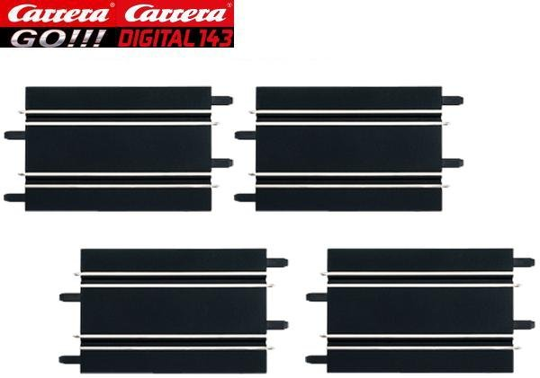 Carrera GO/DIGITAL 143 171 mm Straight Track (4) 61656