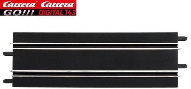 Carrera GO/DIGITAL 143 342 mm Straight Track (2) 61602