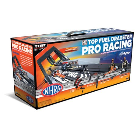 Auto World Top Fuel Dragster Pro Racing Dragstrip