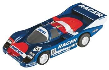 AFX Mega-G Porsche 962 #17 HO Slot Car 70300