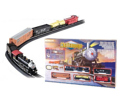 Bachmann  Chattanooga HO Train Set 626